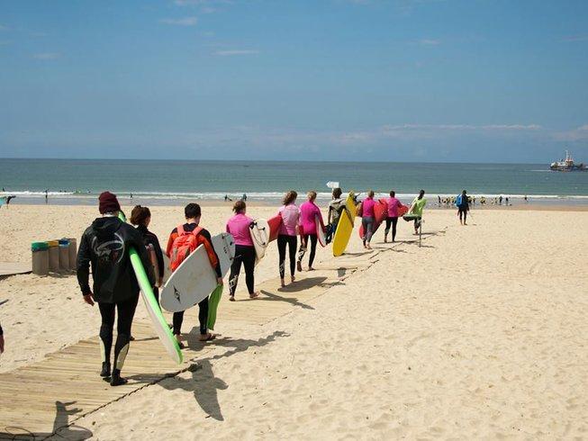 8 Days Amazing Surf Camp in Porto, Portugal