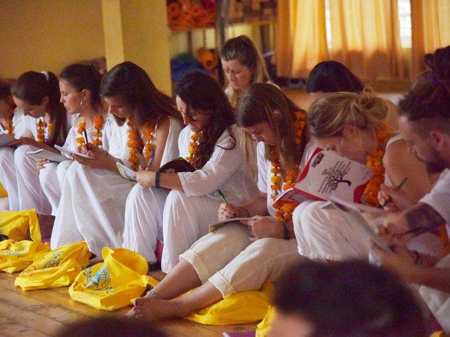59 Days 500-Hour Yoga Teacher Training in Rishikesh, India