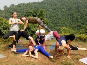 36 Day 300-Hour Advanced Transformational Yoga Teacher Training in Kathmandu, ‎Bagmati Pradesh
