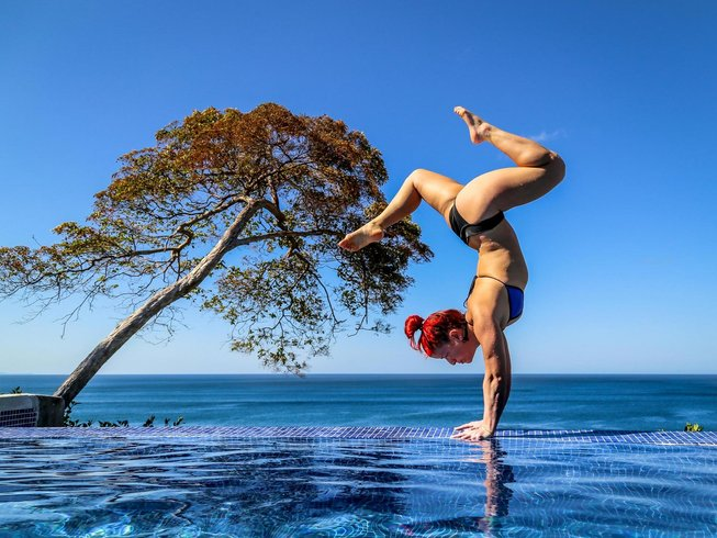 7 Days New Year Surf and Yoga Retreat in Playa Maderas, Nicaragua