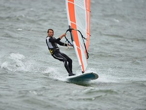 2 Day Dynamic Windsurfing Beginner Classes in Stockholm