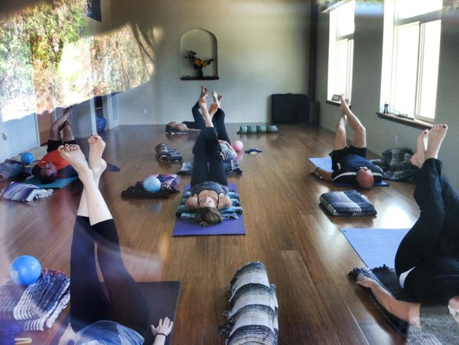 5 Days Yoga and Pilates in California, USA