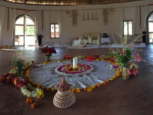 7 Tage Im Herzen Indiens Yoga und Meditation Urlaub in Andhra Pradesh, Indien