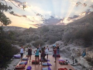 7 Tage Ashtanga und Vinyasa Flow Yoga Retreat in Murcia, Spanien