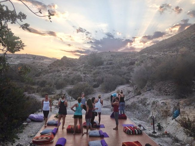 7 Days Asthanga and Vinyasa Flow Yoga Retreat in Murcia, Spain