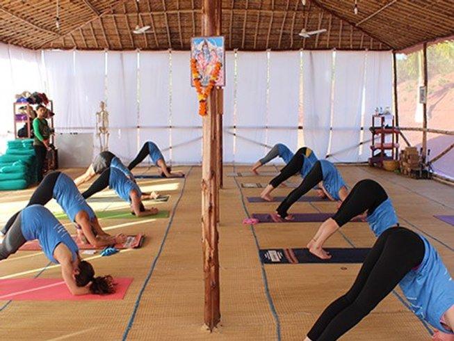 10 Tage Magische Meditation und Yoga Retreat in Goa, Indien