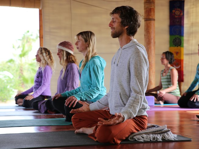 10 Days 100-Hour Yin Yoga Teacher Training in Mexico