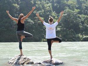 26 Days 200 Hours Vinyasa-Ashtanga Yoga Teacher Training in Rishikesh, India