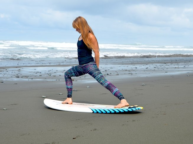 5 Days Yoga and Surf Camp in Costa Rica