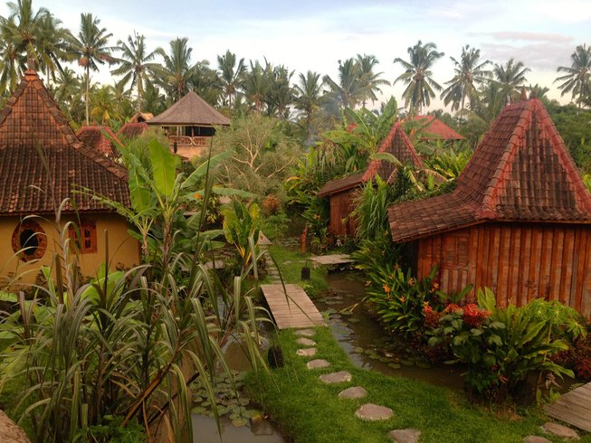 24 días profesorado de 200 horas en Ubud, Bali
