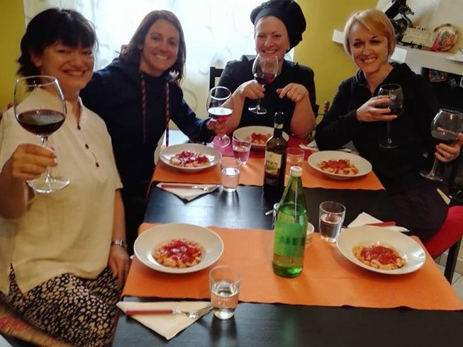 4 Days Cooking and Yoga Retreat in Campania, Italy