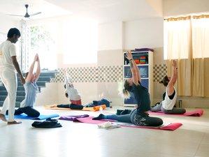 28 Days 200-Hour Hatha Yoga Teacher Training IYMS Rishikesh India