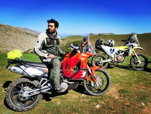 5 Day Guided Adventure Motorcycle Tour in Greece