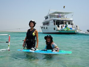 7 Day Kiteboarding Energy Therapy - Learn and Relax with Yoga and Massage in Soma Bay