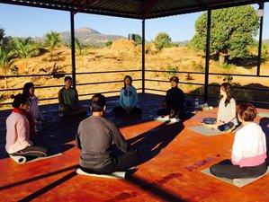 9 días de meditación y exótico retiro de yoga en Pune, India