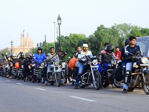 13 Day Rendezvous Ladakh Guided Motorcycle Tour in India