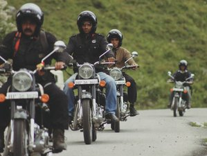 11 Day Heritage Trail in the Mountains Guided Motorcycle Tour in India