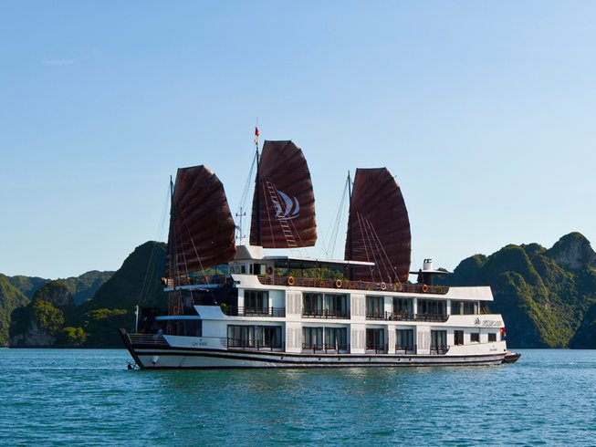 3 Days Vietnam Culinary Tour and Cruise Holidays