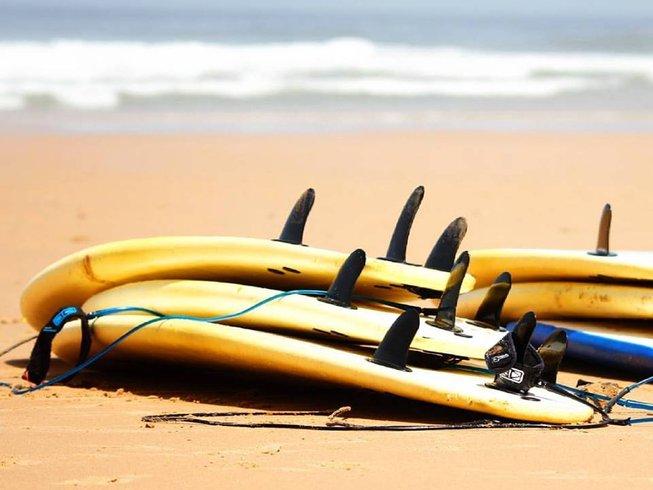7 Days Family Surf Camp in Praia da Luz, Lagos, Portugal