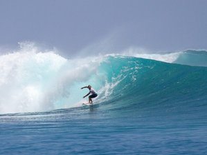 14 Days Charter Surf Tour North Sumatra, Indonesia