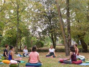 4 jours en stage de yoga au Nouvel An en pleine nature à Mouzeuil-Saint-Martin, Vendée