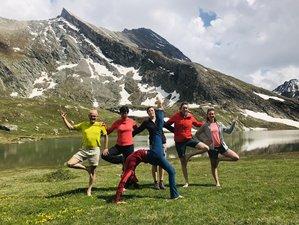 7 jours en stage cocooning de yoga et randonnée dans le parc régional naturel du Queyras