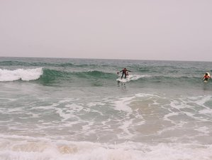6 Days CCBoard Surf with Snorkeling, Canoeing, and Wine Tasting Experience in Alentejo, Portugal