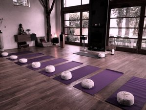 7 Tage Yoga- und Heilungsretreat im magischen Chez Zen in der Gasconge, Südwestfrankreich