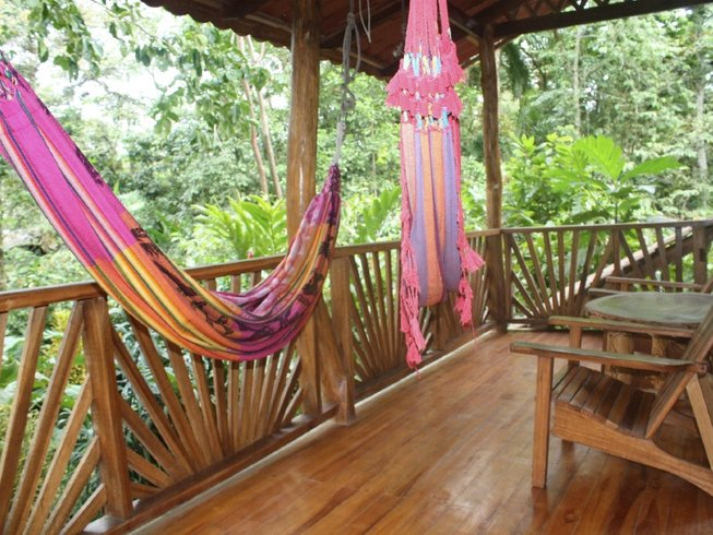 8 Days Mom and Me Yoga Retreat in Costa Rica