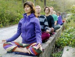 27 Days 200hr Yoga Teacher Training in Rishikesh, India