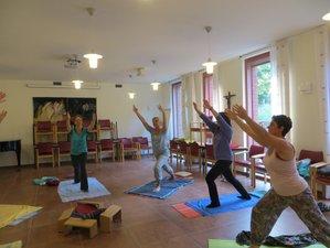 5-Daagse Yoga Stilte Midweek in Abdijhoeve Betlehem bij Doetinchem