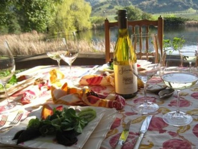 Weekend Culinary Tour in Napa Valley