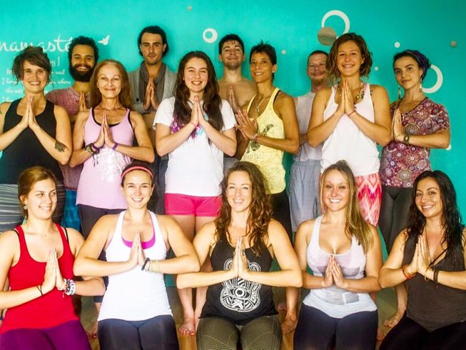 18 Days 200-Hour Sacred Tantra and Shamanic Healing Yoga Teacher Training in Hawaii, USA