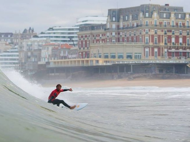7 Days French Course and Surf Camp in Biarritz, Nouvelle-Aquitaine, France
