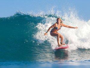 5 Day Surf and Yoga Detox In Santa Teresa, Puntarenas