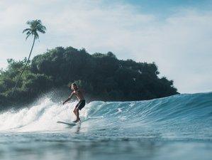 11 Tage Surf, Meditation und Yoga Urlaub in Hiriketiya, Sri Lanka