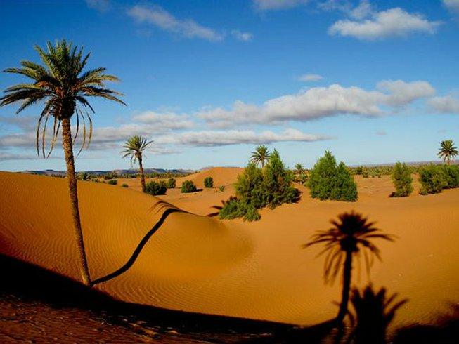 8 días de viaje consciente y yoga en Marruecos