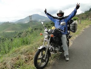 4 Days Guided Vietnam Motorbike Tour