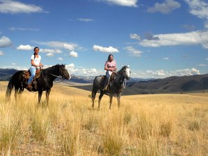 7 Days Exciting Ranch Vacation in Montana, USA