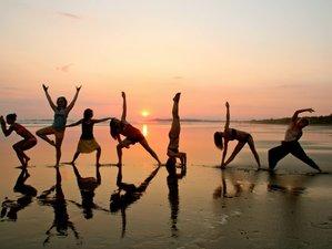 6 días retiro de yoga asanas de verano en Puntarenas, Costa Rica