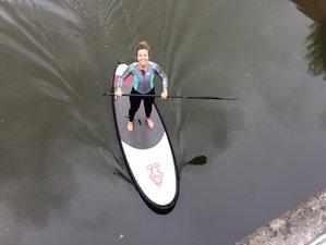 3 Days Experienced SUP Retreat with Yoga in Wijk aan Zee, Netherlands