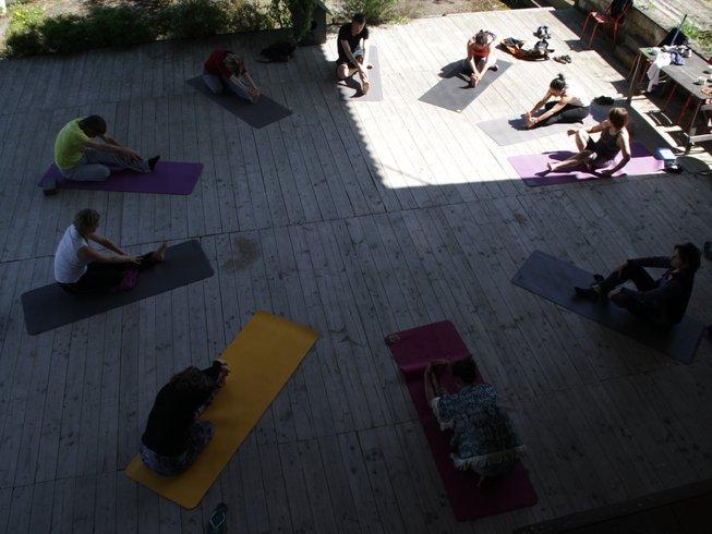 4 jours en retraite de yoga et bien-être au Portugal
