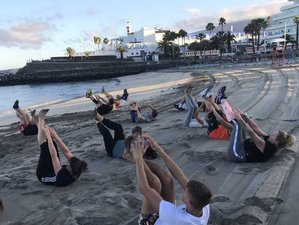 7 Day CrossFit 27 and Beach Bootcamp Wellness Retreat in on the Costa Adeje, Tenerife