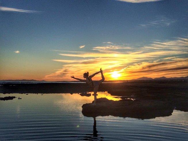8 Daagse SUP, Surf en Yoga Vakantie in Fuerteventura, Spanje