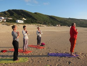 6 Days All Levels Meditation and Yoga Retreat in Nazare, Portugal