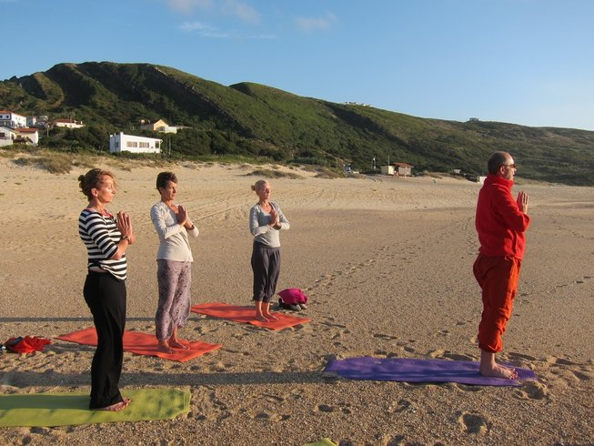 6 Days Meditation and Yoga Retreat in Nazare, Portugal