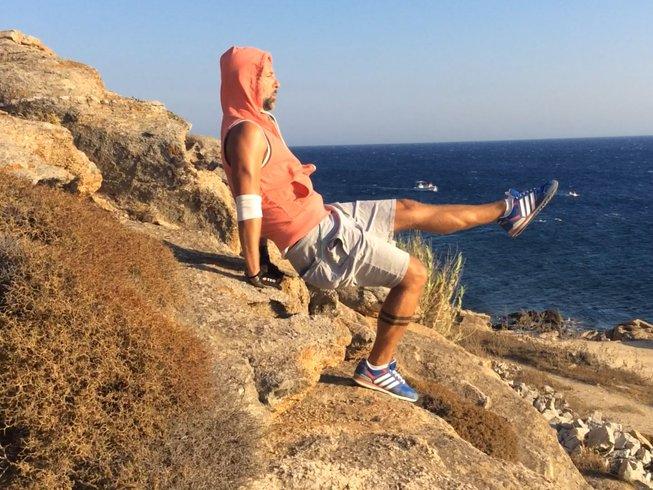 8-Daagse Gay Pilates en Yoga Retreat op Mikonos, Griekenland