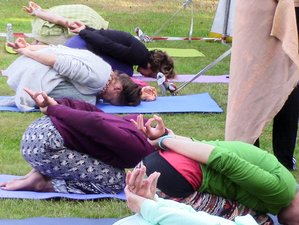 5 Days 50 Hours Yoga Teacher Training in the Netherlands: Block 1