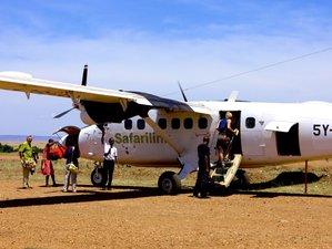 2 Days Flying Safari to Masai Mara National Reserve, Kenya