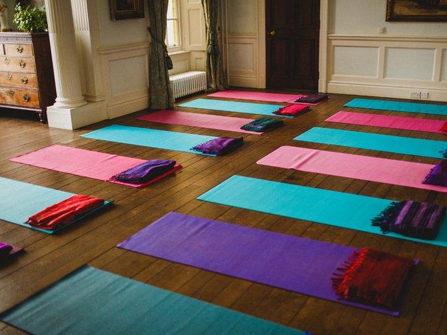 3-Daagse 'Ontwaak je Hart' Yoga Retreat in het Verenigd Koninkrijk